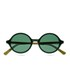 Han Kjobenhavn Doc Handmade Sunglasses - Liquorice: Image 1