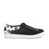 Thakoon Addition Women's Warwick 01 Woven Suede Slip On Trainers - Black Matt: Image 1