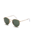 Ray-Ban Round Metal Sunglasses - Arista/Crystal Green - 50mm: Image 3