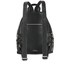 Rebecca Minkoff Women's Julian Backpack - Black/Silver Hardware: Image 5