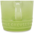 Le Creuset Stoneware Rainbow Espresso Mugs (Set of 6) - Multi: Image 3