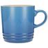 Le Creuset Stoneware Mug, 350ml - Marseille Blue: Image 1