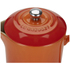 Le Creuset Stoneware Cafetiere Coffee Press - Volcanic: Image 3