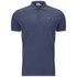 J.Lindeberg Men's Rubi Slim Fit Polo Shirt - Washed Blue: Image 1