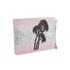 Matthew Williamson Women's Glitter Clutch Bag - Light Pink/Silver: Image 2