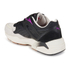 Puma Women's R698 Blocks and Stripes Trainers - Black: Image 5