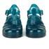 JuJu Women's Babe Heeled Jelly Sandals - Turmaline: Image 4