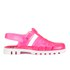 JuJu Women's Maxi Jelly Sandals - Rose/White: Image 1