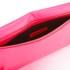Lulu Guinness Women's Naomi Clutch Bag - Bag Neon Pink: Image 4
