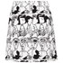 Peter Jensen Women's A-Line Skirt With Pocket - Girls Stripe: Image 2
