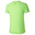 Asics Men's Shorts Sleeve Running T-Shirt - Green Gecko: Image 2