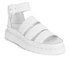 Dr. Martens Women's Shore Clarissa Chunky Strap Leather Sandals - White Softy: Image 5