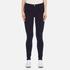 J Brand Women's Maria High Rise Indigo Skinny Jeans - Bluebird: Image 1