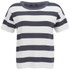 VILA Women's Cannon Striped Top - MGM Stripes: Image 1