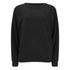 Cheap Monday Women's Extend Sweatshirt - Used Black Cotton Terry: Image 1
