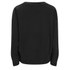 Cheap Monday Women's Extend Sweatshirt - Used Black Cotton Terry: Image 2