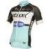 Etixx Quick-Step Replica Pro Race Short Sleeve Jersey - Black/Blue: Image 3
