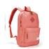Herschel Supply Co. Women's Heritage Mid Volume Backpack - Flamingo/Flamingo Rubber: Image 2