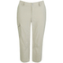 Columbia Women's Silver Ridge Capri Pants - Fossil Bone: Image 1