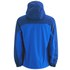Columbia Men's Pouring Adventure Waterproof Jacket - Hyper Blue/Marine Blue: Image 2