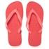 Havaianas Unisex Top Flip Flops - Coralnew: Image 1