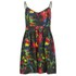 Love Moschino Women's Mini Jungle Print Dress - Black: Image 1