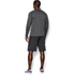 Under Armour Men's Tech 1/4 Zip Long Sleeve Top - Grey: Image 5