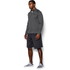 Under Armour Men's Tech 1/4 Zip Long Sleeve Top - Grey: Image 4