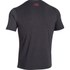 Under Armour Men's Sportstyle Logo T-Shirt - Black/Red/Steel: Image 2