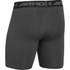 Under Armour Men's Armour HeatGear Compression Training Shorts - Carbon Heather/Black: Image 2