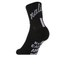 Nalini Blue Label Settanta Socks - Black/White: Image 2