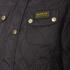 Barbour International Women's Quilted Jacket - Black: Image 7