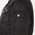 Barbour International Women's Quilted Jacket - Black: Image 8