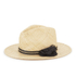 French Connection Women's Annie Fedora - Natural: Image 2
