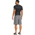 Under Armour Men's Batman Compression Short Sleeved T-Shirt - Negro/Amarillo: Image 7