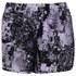 adidas Adistar Women's M10 Energy Shorts - Purple/Flash Orange: Image 1