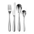 Robert Welch Stanton Childs 4 Piece Cutlery Set: Image 1