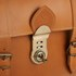 Grafea Women's LA Leather Satchel - Tan: Image 6