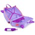 Trunki Bluebell Ride-On Suitcase - Purple: Image 4