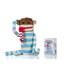 Sock Monkey Laundry Bag: Image 1