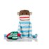 Sock Monkey Laundry Bag: Image 5