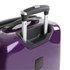 Redland '60TWO Collection' Hardsided Trolley Suitcase Set - Purple - 75/65/55cm (3 Piece): Image 5