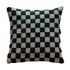 Checkerboard Cushion - Multi: Image 1