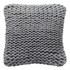 Axel Grey Cushion - Grey: Image 1