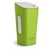 Sonoro Cubo Go New York Portable Bluetooth Speaker - White/Green Felt: Image 1