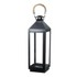 Parlane Camden Lantern - Black (630x200mm): Image 1