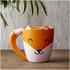Fox Mug Tasse: Image 1