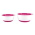 OXO Good Grips Tot Small and Large Bowl Set - Raspberry: Image 1