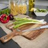 Natural Life NL82012 Acacia Wood Cutting Board with Handle: Image 2
