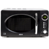 Akai A24006 Digital Microwave - Black - 700W: Image 1